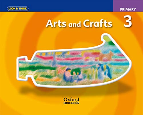 9788467350913: Look And Think Do Learn Arts & Crafts 3rd Primary Class Book (Look & Think) - 9788467350913