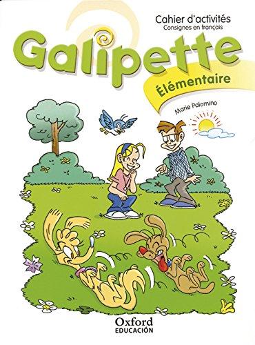 9788467351231: Galipette elemental ce frances 201