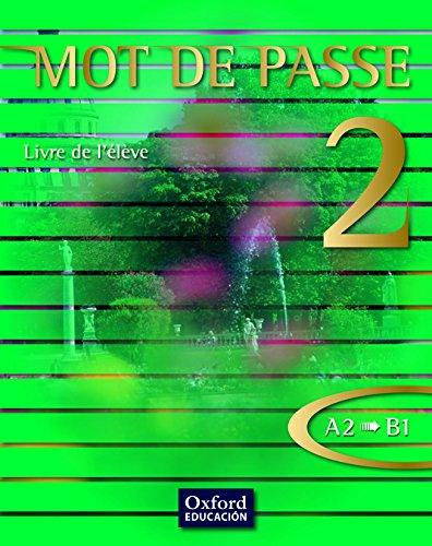 Mot de Passe 2. Livre de l'ÉlÃ