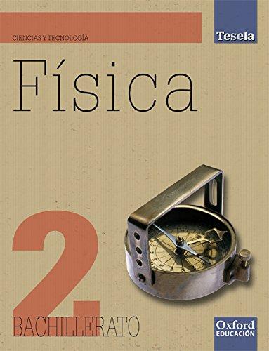 9788467352184: Física 2º Bachillerato Tesela. Pack (Libro del Alumno + CD) - 9788467352184