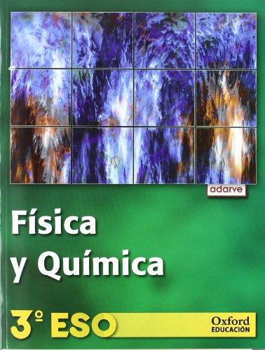 9788467353440: Física y Química 3.º ESO Adarve - 9788467353440
