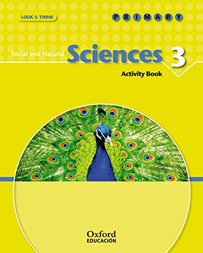 9788467353686: Look and Think Social and Natural Sciences 3º Primary Activity Book (Look & Think) - 9788467353686