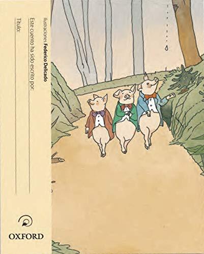 La Historia de los Tres Cerditos (Paperback): Joseph Jacobs, Federico