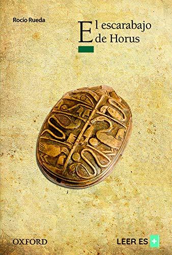 9788467354928: El escarabajo de Horus. Lectura