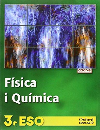 9788467357486: Física i Química 3er ESO Adarve (Comunitat Valenciana) - 9788467357486