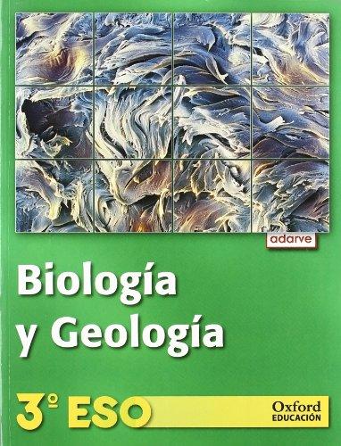 9788467357738: Biología y Geología 3.º ESO Adarve - 9788467357738