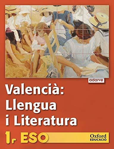 9788467357820: Llengua i Literatura 1er ESO Adarve (Comunitat Valenciana) - 9788467357820