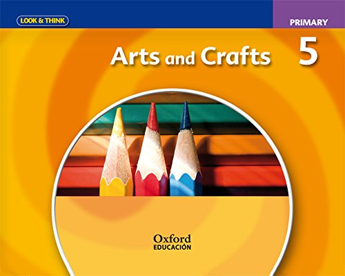 9788467357899: Look and Think Arts & Crafts 5º Primary Class Book (Look & Think) - 9788467357899