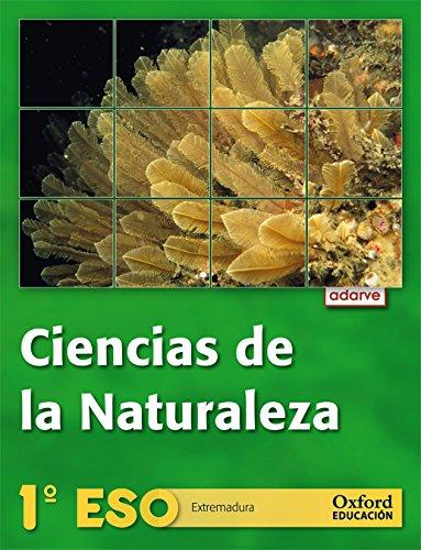 9788467357967: Ciencias de la Naturaleza 1.º ESO Adarve (Extremadura)
