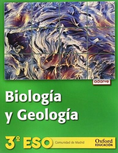 9788467357974: Biología y Geología 3.º ESO Adarve (Comunidad de Madrid) - 9788467357974