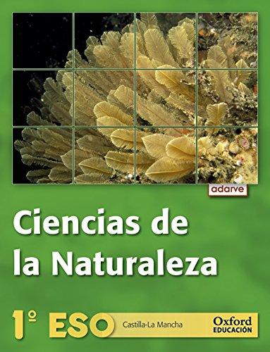 9788467358056: Ciencias de la Naturaleza 1º ESO Adarve (Castilla-La Mancha): Libro del Alumno - 9788467358056