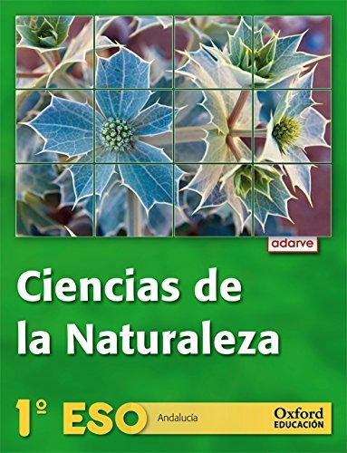 9788467358278: Ciencias de la Naturaleza 1.º ESO Adarve (Andalucía)