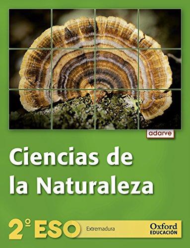 9788467358322: Ciencias de la Naturaleza 2º ESO Adarve (Extremadura): Libro del Alumno - 9788467358322