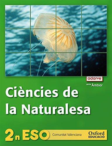 9788467358360: Ciències de la Naturalesa 2º ESO ESO Adarve Ámbar (Comunitat Valenciana): Llibre de l'Alumne