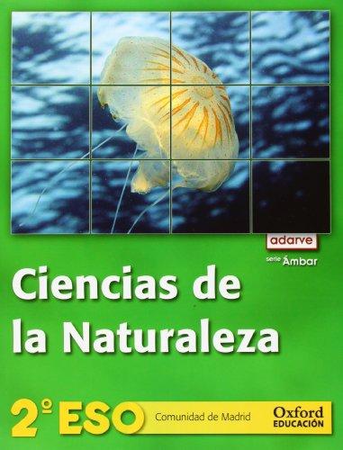 9788467358384: Ciencias De La Naturaleza. 2º ESO (Adarve) - 9788467358384