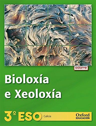 9788467358568: Bioloxía e Xeoloxía 3º ESO Adarve (Galicia): Libro del Alumno - 9788467358568