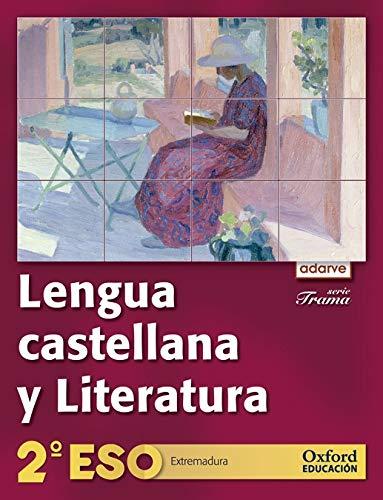 9788467358711: Lengua Castellana y Literatura 2º ESO Adarve Trama (Extremadura): Libro del Alumno - 9788467358711