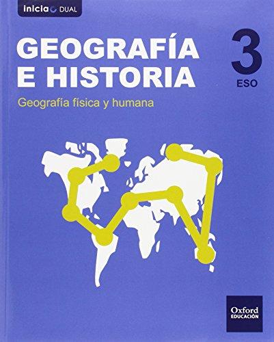 9788467358971: Geografía E Historia. Libro Del Alumno. Castilla León. ESO 3 (Inicia) - 9788467358971 (Inicia Dual)