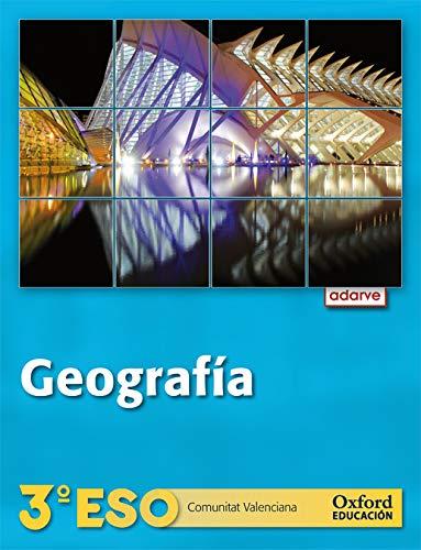 9788467359459: Geografía 3.º ESO Adarve (Comunitat Valenciana) - 9788467359459