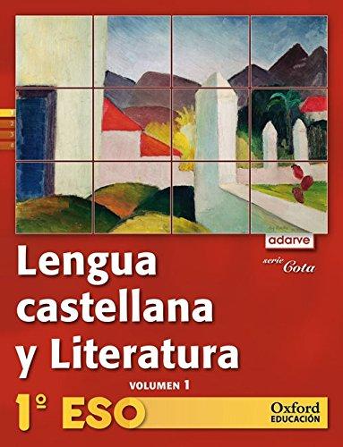 9788467362749: Lengua Castellana Y Literatura. Adarve Cota Trimestral - 1º ESO - 9788467362749