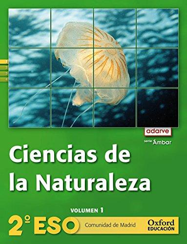 9788467363029: Ciencias de la Naturaleza 2º ESO Adarve Ámbar Trimestral (Comunidad de Madrid): Libro del Alumno - 9788467363029