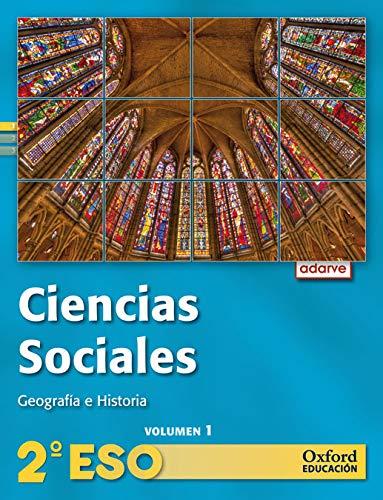 9788467363395: Ciencias Sociales 2º ESO Adarve Trimestral: Libro del Alumno - 9788467363395