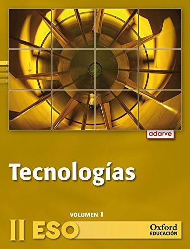 9788467363609: Tecnologías II ESO Adarve Trimestral - 9788467363609