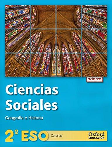 9788467368932: Ciencias Sociales. Adarve (Canarias) - 2º ESO - 9788467368932