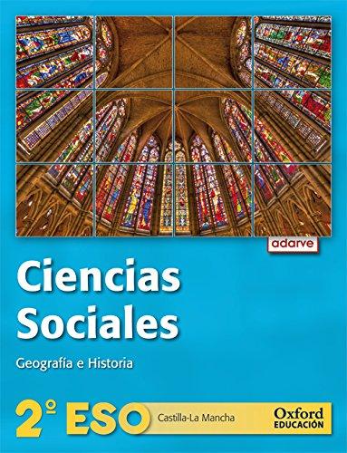 9788467368956: Ciencias Sociales. Adarve (Castilla La Mancha) - 2º ESO - 9788467368956