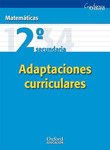 9788467369274: Matemáticas 2º ESO Adaptaciones Curriculares (Cuadernos Oxford) - 9788467369274