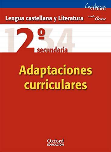 9788467369458: Lengua Castellana y Literatura 2º ESO Cota Adaptaciones Curriculares (Cuadernos Oxford) - 9788467369458