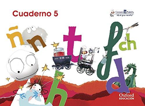 9788467369779: Infantil 5 Años Cocinero Lecto Cuaderno 5
