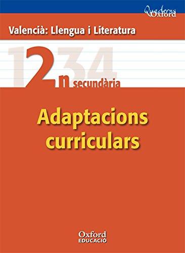 9788467370010: Llengua i Literatura 2on ESO Adaptacions curriculars