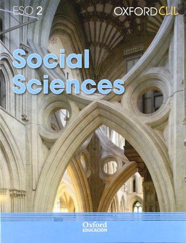 9788467370614: Social Sciences 2º ESO Libro del Alumno (Cc Sociales) - 9788467370614 (Oxford CLIL)