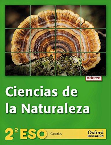 9788467371321: Ciencias de la Naturaleza 2º ESO Adarve (Canarias): Libro del Alumno - 9788467371321