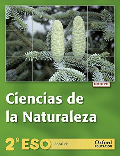 9788467371444: Ciencias de la Naturaleza 2º ESO Adarve (Andalucía): Libro del Alumno - 9788467371444