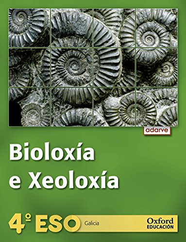 9788467371758: Bioloxía e Xeoloxía 4º ESO Adarve (Galicia): Libro del Alumno - 9788467371758