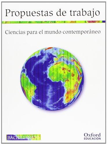 Ciencias para el Mundo Contemporáneo. Cuaderno del: Calderón García, Elena,