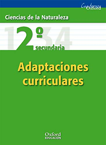 9788467372472: Cuaderno Oxford Ciencias Naturales 2? ESO adapta