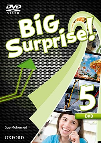 9788467372762: Big Surprise! 5. DVD