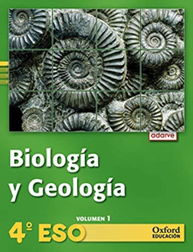 9788467374353: Biología y Geología 4º ESO Adarve Trimestral: Libro del Alumno - 9788467374353