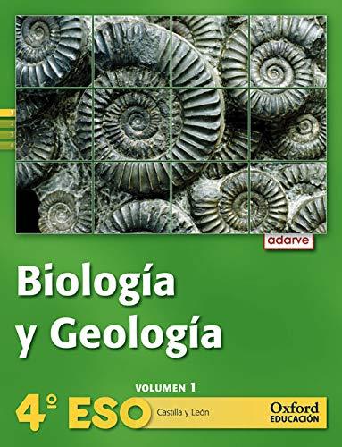 9788467374551: Biología Y Geología. Adarve Trimestral. Castilla Y León - 4º ESO - 9788467374551