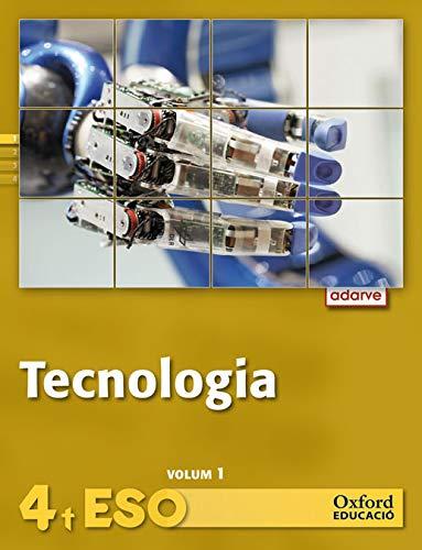 9788467374919: Tecnologies 4º ESO ESO Adarve Trimestral (Comunitat Valenciana): Llibre de l'Alumne - 9788467374919