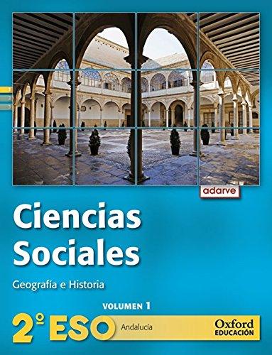 9788467375947: Ciencias Sociales 2º ESO Adarve Trimestral (Andalucía): Libro del Alumno - 9788467375947