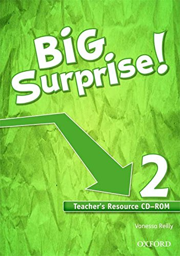 9788467376807: Big Surprise! 2. Teacher's Resource CD-ROM