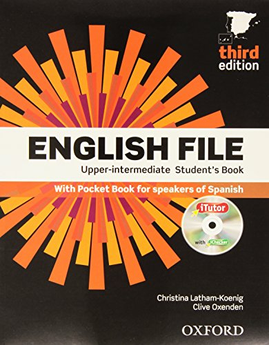 9788467377439: English File 3rd Edition Upper-Intermediate. Student's Book and Workbook W/K+Oald 9Ed (English File Third Edition)