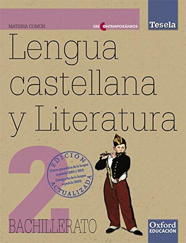 9788467377750: Lengua castellana y Literatura, 2º Bachillerato