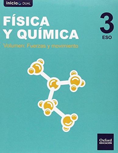 9788467379396: Inicia Dual Física Y Química. Libro Del Alumno Castilla Y León - 3º ESO - 9788467379396