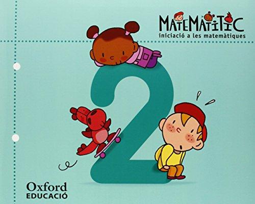 9788467381160: Iniciació a les matemàtiques 4 Anys. Matematítico Cuaderno 2 (Català) - 9788467381160
