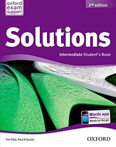 9788467382013: Solutions Intermediate Student's Book Pack 2ª Edición (Solutions Second Edition) - 9788467382013